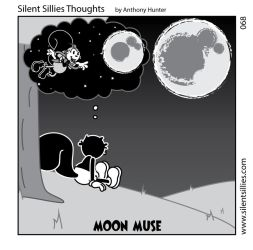 Silent Sillies Thoughts 068 by JK-Antwon