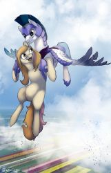 High flyer by BlindCoyote