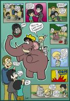 Ingaloo Zoo: Rescue Over Easy Page 2 by AgentC-24
