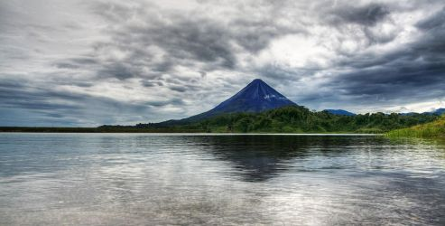 Lake Arenal Costa Rica by YBS99