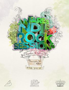 Antares Indie Rock Sessions by kampollo