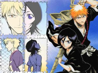Ichiruki wall by fire-nekoyasha