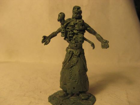 Terathan Miniature - Soul Thresher 2 by ebizcraftsman