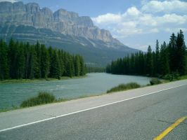 Bow River by bluewave-stock