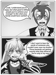 Comic Practice: Black and White by LilyandJasper