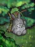 My Neighbour Totoro by Emily-Draws-Things