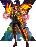 Alliance_Dark Phoenix by EmeraldSora