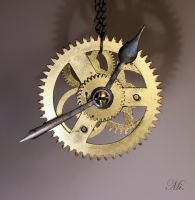 Steampunk pendant 46 by TheCraftsman