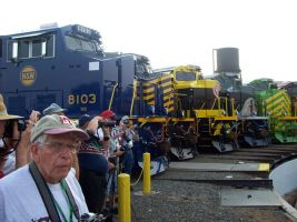 Norfolk and Western Family No. 1 by elr79655