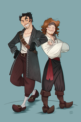 Ahoi, all hands on deck! by Risto-licious