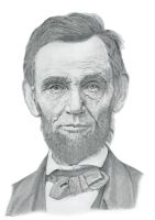 Abraham Lincoln by agfox49