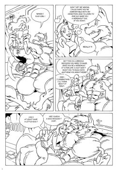 LOVE BITES - Pag 10 - Commission by Manthomex