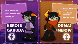 Fanmade Hiveswap Troll Call Reveal by aam051102