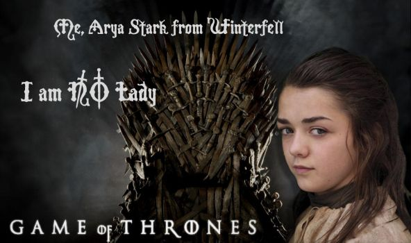 Game of Thrones : Arya Stark - Composition by Zazou8888