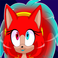 Icon - Flamiku. by xX-Kitty-Star-Xx