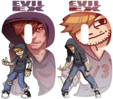 The 8th EVIL EX by FooRay