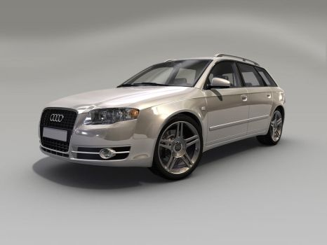 Audi A4 Avant by MUCK-ONE