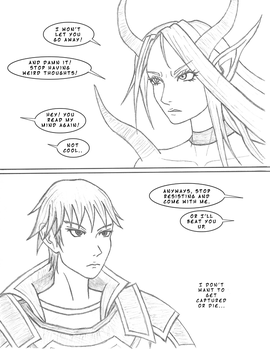 Alterna Land Chapter 1 Page 1 by GuardianPat