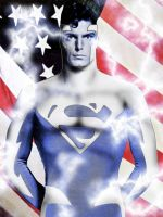 christopher reeve blue by megamike75