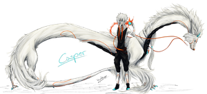 {Vale's and Isi's adoptive son - Casper} by wyum