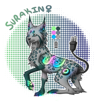 Surakin Adopt :CLOSED: by SlayersStronghold