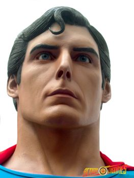 CHRIS REEVE BUST 1:1 by supersebas