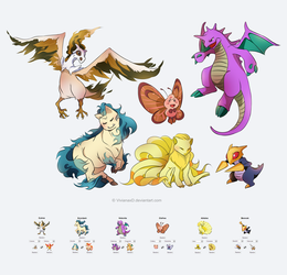 Pokefusion by Cuine