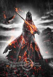 Witch-king of Angmar by jaro78