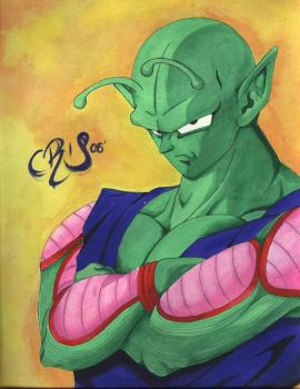 piccolo by mangakris