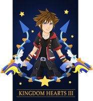 KINGDOM HEARTS 3 HYPE by StarletHeaven