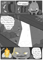 Team Gigavolt - Paralyzing Predicament pg. 1 by Novern