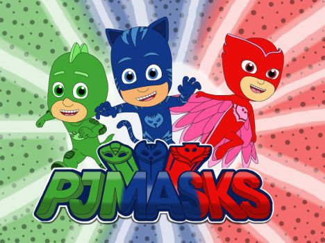 PJ Masks by MCsaurus