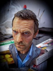 Dr house by Ruxian