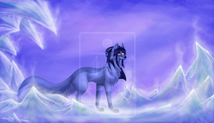 Ice Guardian by mereni