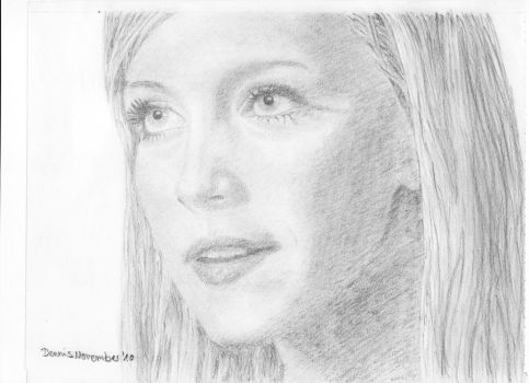 Ruby - Katie Cassidy by TheDrawnDen93