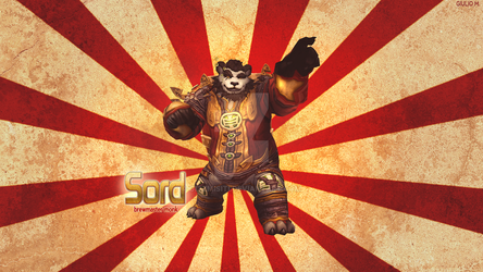 Brewmaster Sord Wallpaper by GitzMisiti