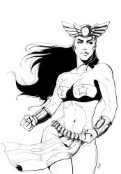 Pinoy icons: Darna by solventsoul