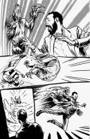 Undertow #3 presents The Forgetting Pt. 2, Pg.17 by ADAMshoots