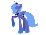 Minimalistic Luna (Season 1) by TellabArt
