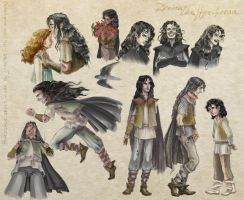 Dorian's reference sheet by joan789