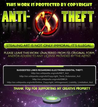 Anti Theft Card by 878952