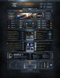 Fnatic by crYpeDesign