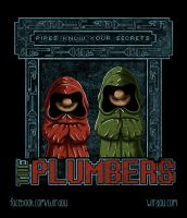 The Plumbers by WirdouDesigns