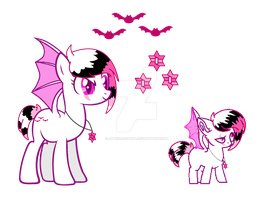 Bat Pony by jppedracunha