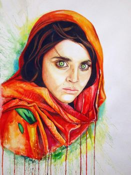SHARBAT GULA by vifoxx