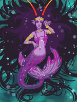 Mer Imperious Condescension by daydrifter