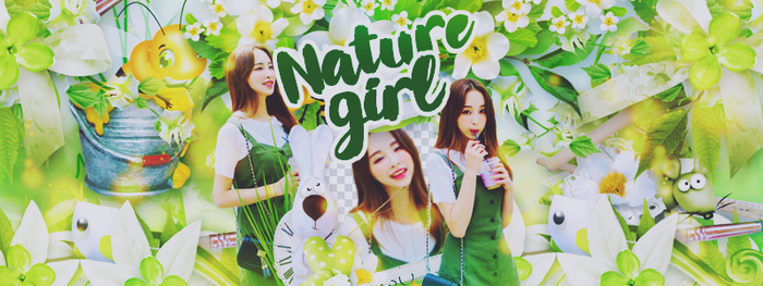 //21.07.16// NATURE GIRL by hoajb144