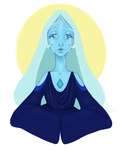 Blue Diamond by Mannylinn