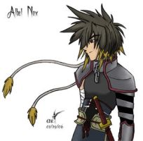 Albel Colored by Firethroat