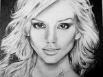 jessica Alba by Maggy-P